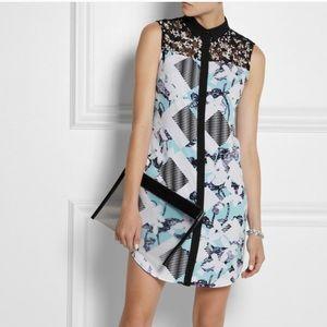 Peter Pilotto for Target shirt dress sz L